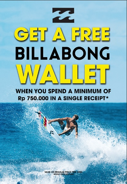 Billabong free wallet. man png