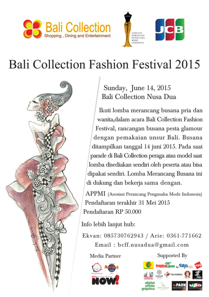 2nd Fashion Design Competition