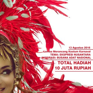 Indonesia Fashion Design Competition